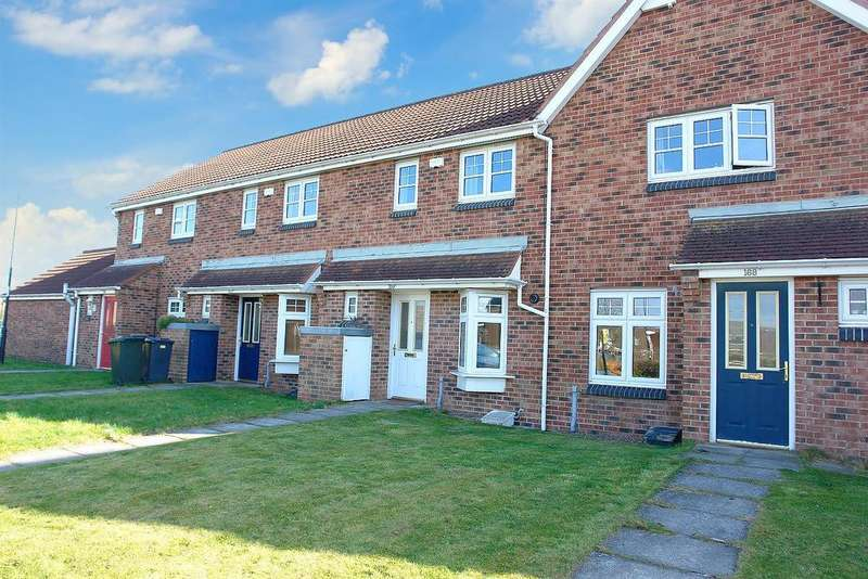 2 Bedrooms Terraced House for rent in West Farm Wynd, Longbenton, Newcastle