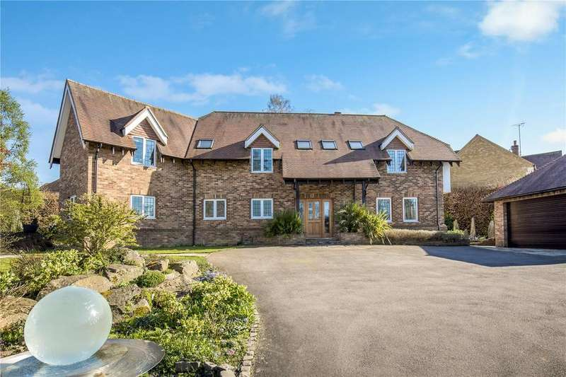 5 Bedrooms Detached House for sale in Kings Road, Berkhamsted, Hertfordshire, HP4
