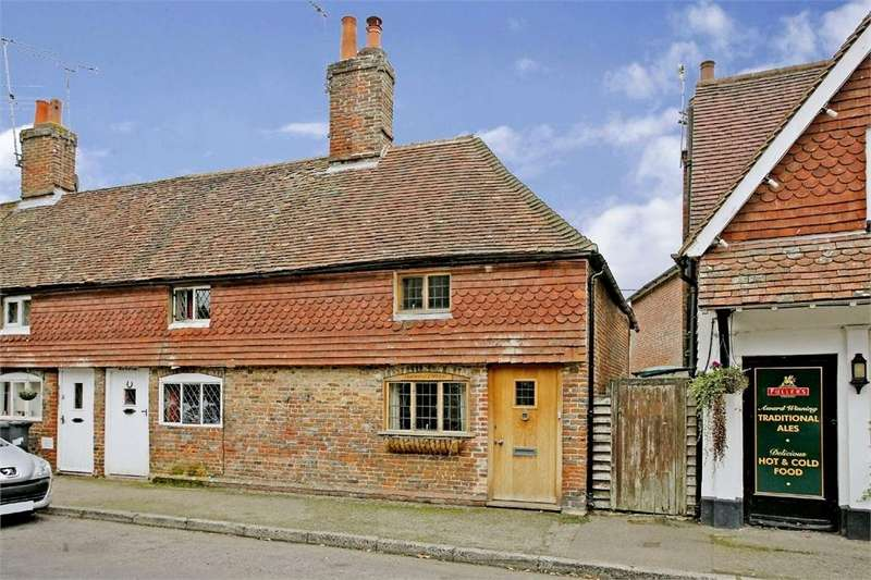 2 Bedrooms Terraced House for sale in Chawton, Alton, Hampshire