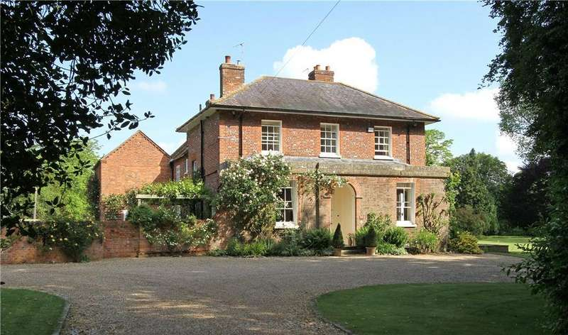 7 Bedrooms Detached House for sale in The Green, Aston Rowant, Watlington, Oxfordshire, OX49
