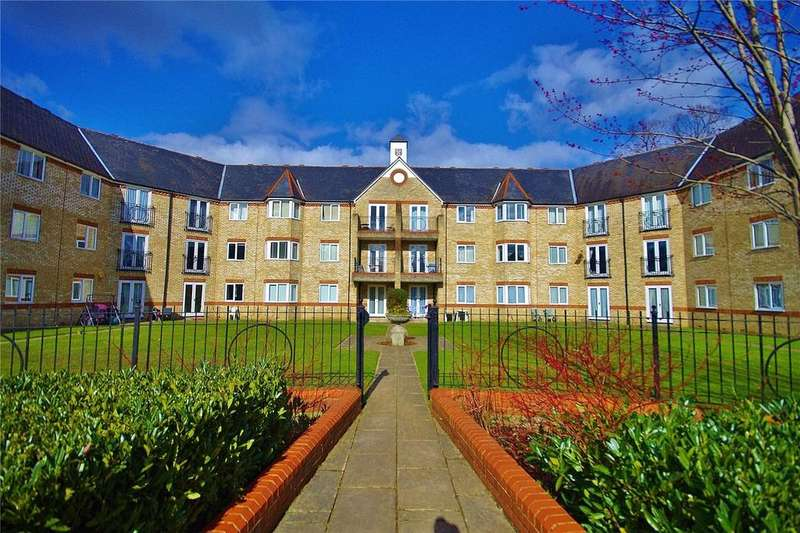 2 Bedrooms Apartment Flat for sale in Norbury Avenue, Watford, Hertfordshire, WD24