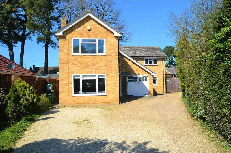 5 Bedrooms Detached House for sale in Highfield Road, Tilehurst, Reading, Berkshire, RG31