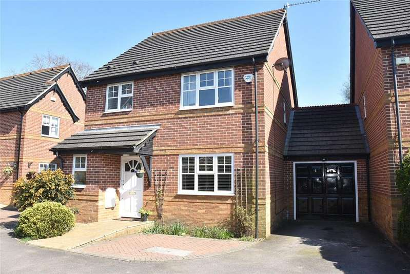 3 Bedrooms Detached House for sale in Heath End Farm, Baughurst, Tadley, Hampshire, RG26