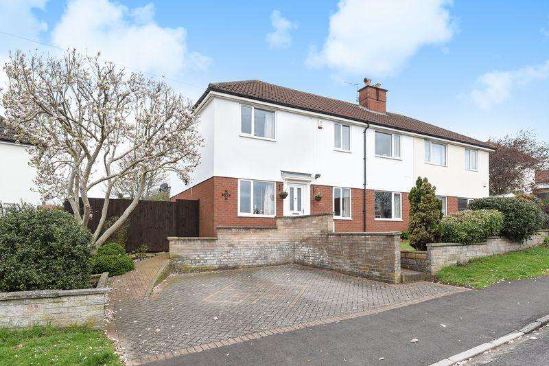 4 Bedrooms Semi Detached House for sale in 43 West Parade, Sea Mills