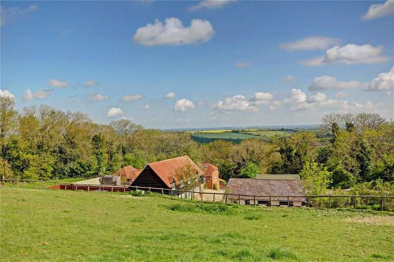 7 Bedrooms Equestrian Facility Character Property for sale in Letcombe Bassett, Wantage, Oxfordshire, OX12
