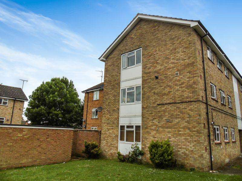 2 Bedrooms Apartment Flat for sale in Aubries, Walkern
