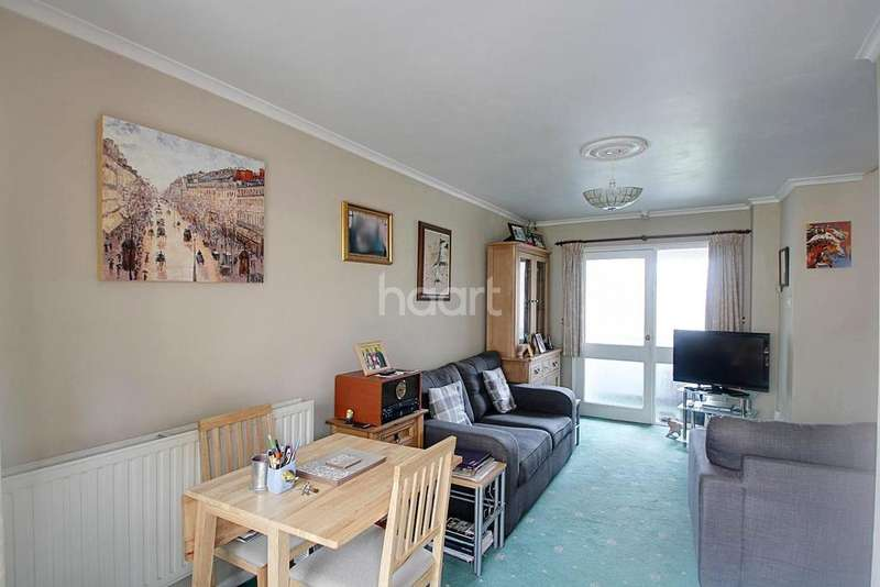 2 Bedrooms End Of Terrace House for sale in Two Bedroom With Garage In Barton Hills