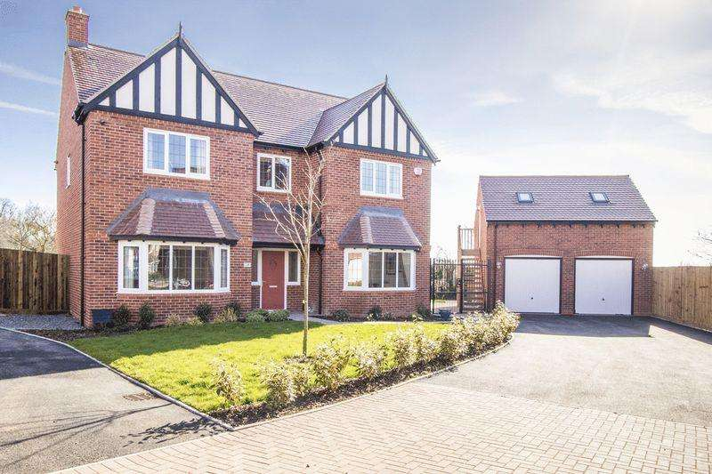 5 Bedrooms Detached House for sale in Stratford-upon-Avon, Warwickshire