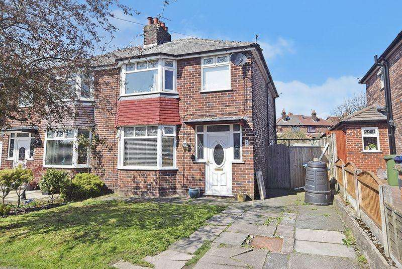 3 Bedrooms Semi Detached House for sale in Mason Avenue, Widnes
