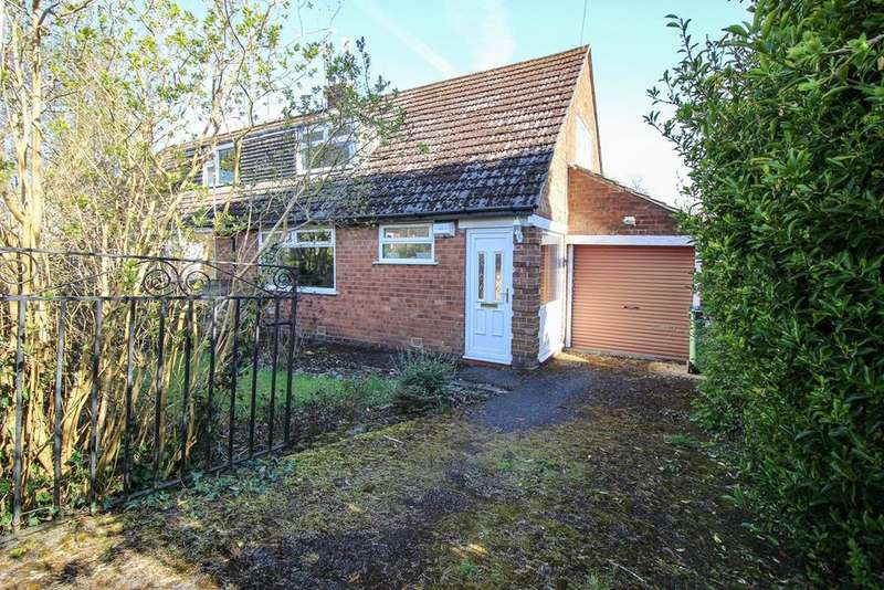 3 Bedrooms Semi Detached House for sale in Goodwood Road, Marple, Stockport, SK6