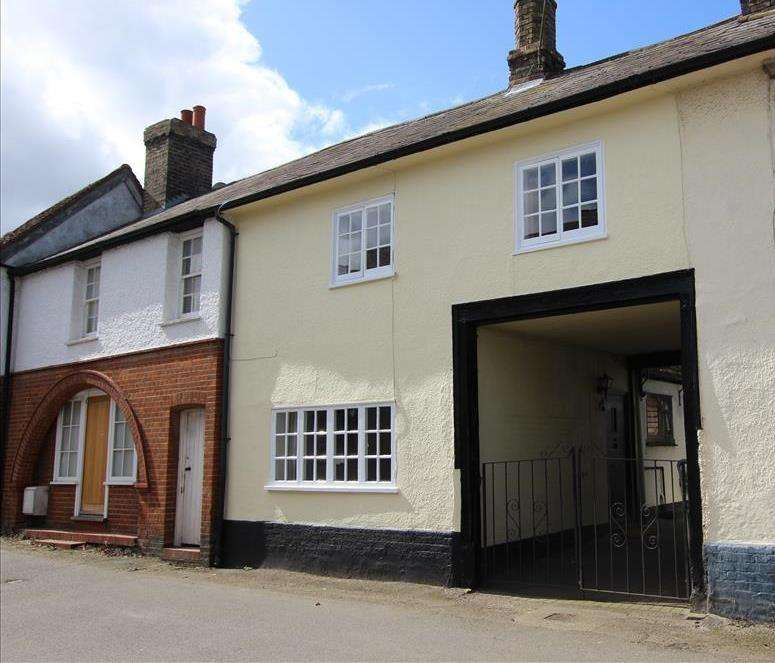 2 Bedrooms Terraced House for sale in Gardiners Lane, ASHWELL, SG7