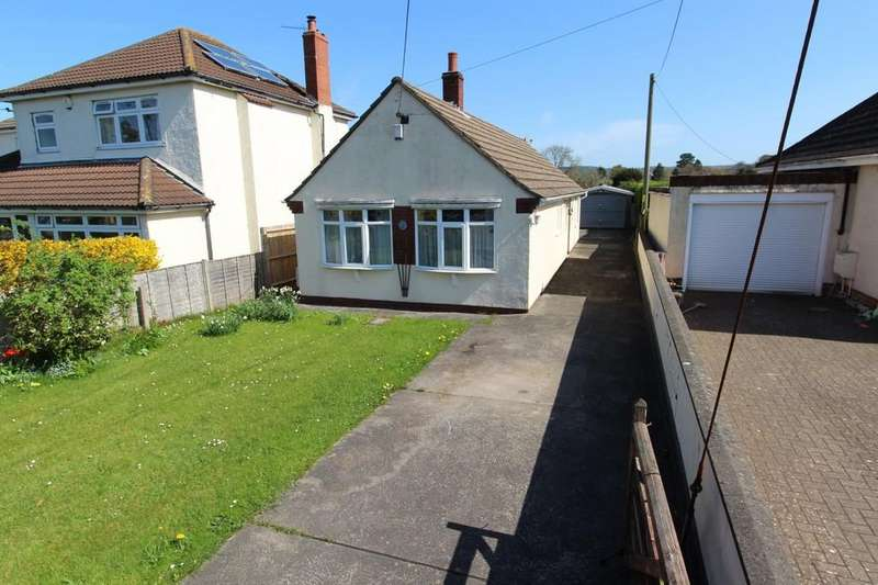 2 Bedrooms Detached Bungalow for sale in Dark Lane, Backwell