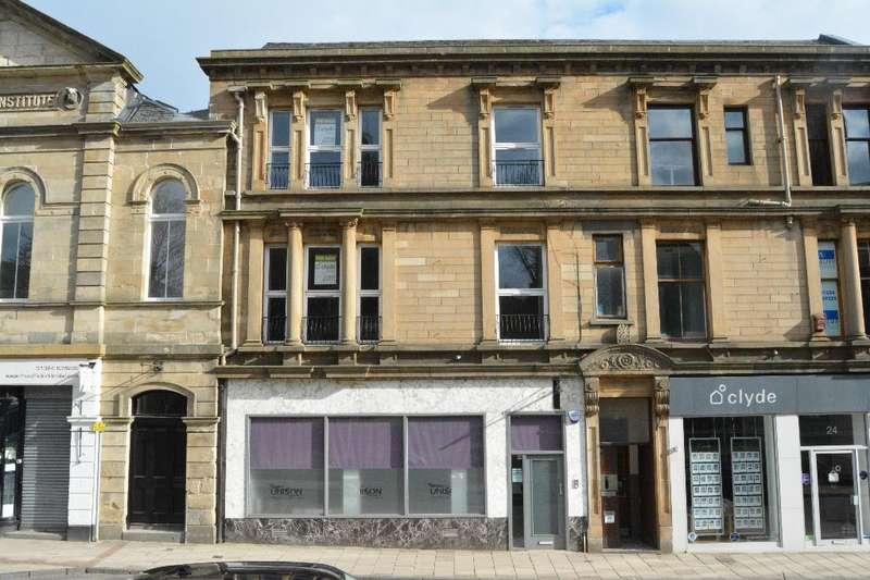 2 Bedrooms Flat for sale in Newmarket Street, Falkirk, Falkirk, FK1 1JQ