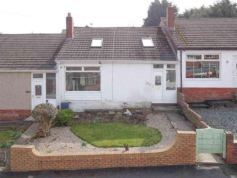 3 Bedrooms Terraced House for sale in Backstone Road, Consett, Consett, DH8 8QG