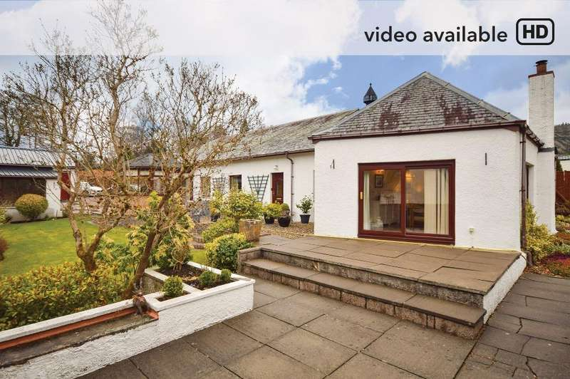 3 Bedrooms Detached Bungalow for sale in St Marys Road, Birnam, Perthshire, PH8 0BJ