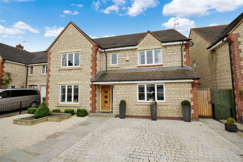 4 Bedrooms Detached House for sale in Heigham Court, Stanford In The Vale, Oxfordshire