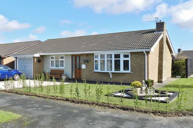 2 Bedrooms Detached Bungalow for sale in The Sidings, Sutton-On-Sea, Mablethorpe, LN12