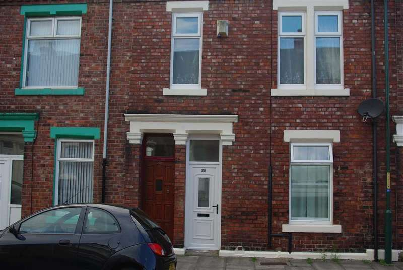 2 Bedrooms Apartment Flat for sale in Eglesfield Road, South Shields