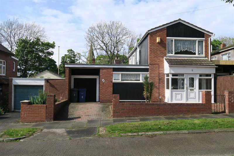 3 Bedrooms Detached House for sale in Moore Avenue, South Shields