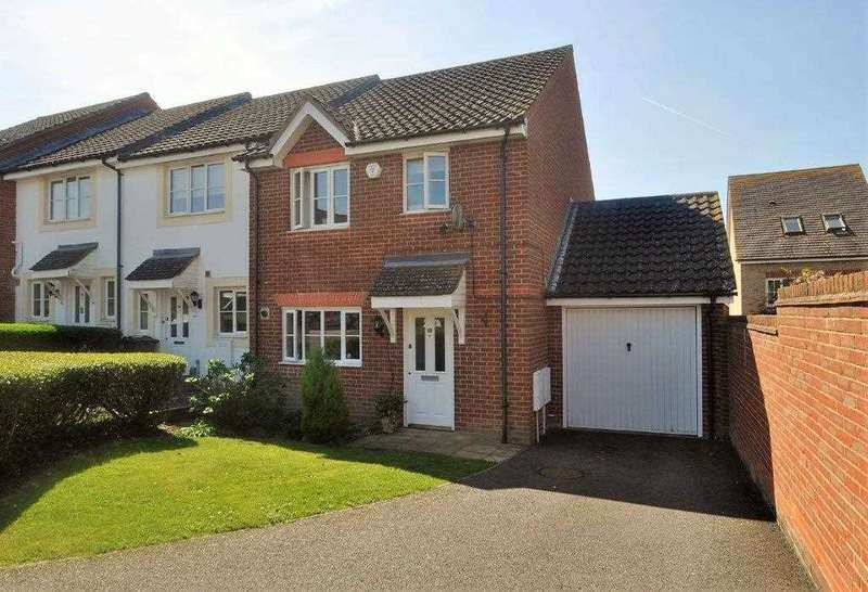 3 Bedrooms End Of Terrace House for sale in Ashford, TN24