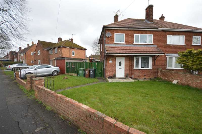 3 Bedrooms Semi Detached House for sale in STUDFALL AVENUE, CORBY