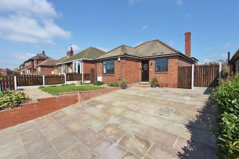 2 Bedrooms Detached Bungalow for sale in Aldham Crescent, Wombwell, Barnsley, S73