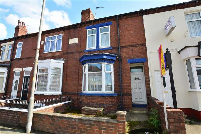 4 Bedrooms Property for sale in Castleford Road, Normanton, WF6