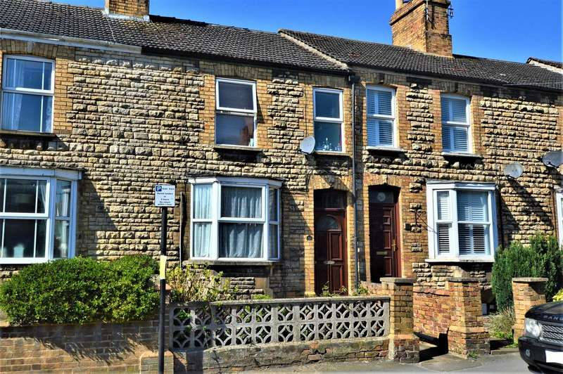 3 Bedrooms Terraced House for sale in Conduit Road, Stamford