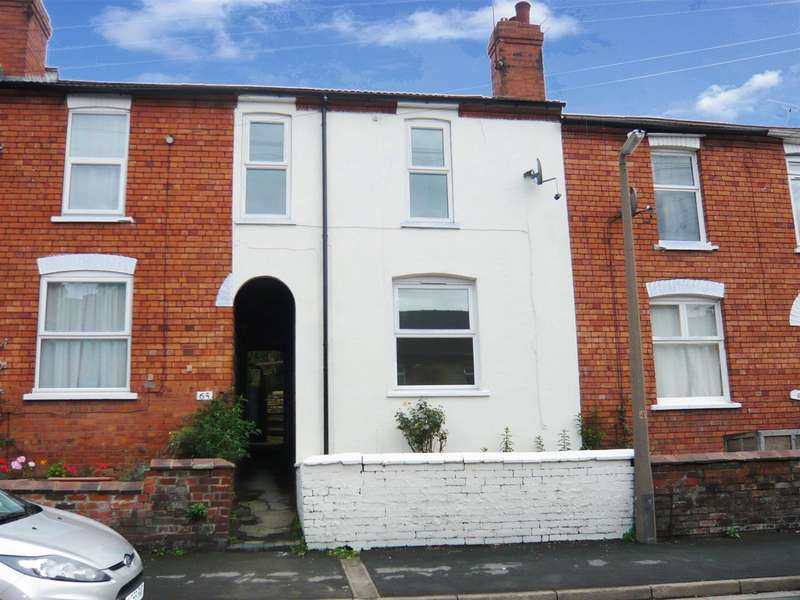 3 Bedrooms Terraced House for sale in Alexandra Terrace, Lincoln