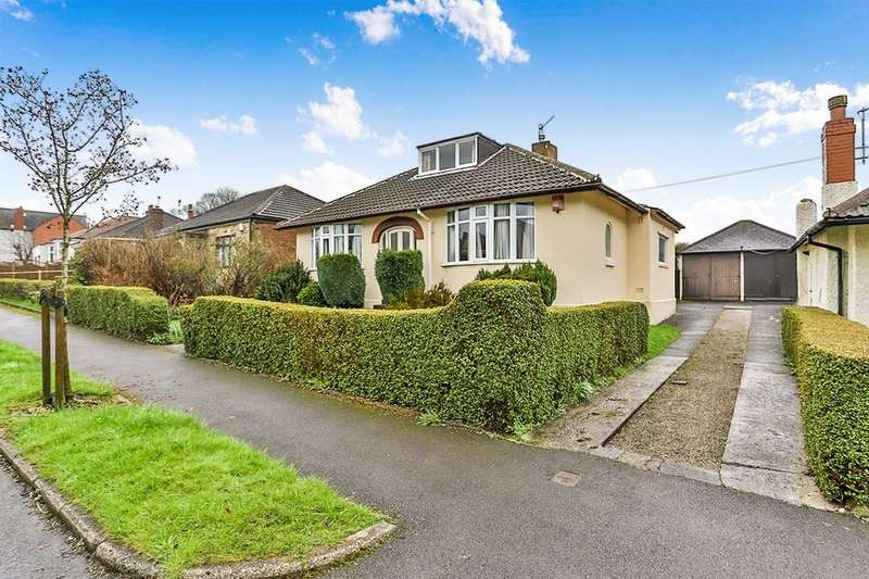 3 Bedrooms Detached Bungalow for sale in Barnet Avenue, SHEFFIELD, S11