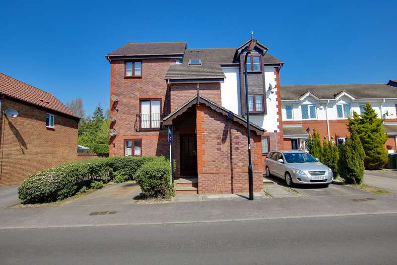 1 Bedroom Apartment Flat for sale in Hulton Close, Waterside Park