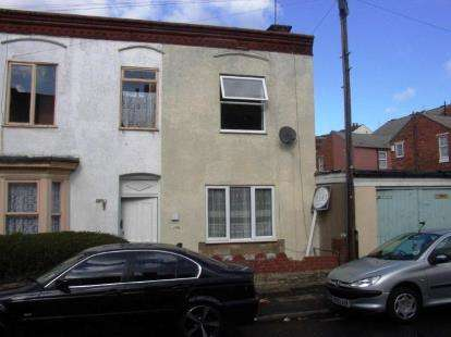 3 Bedrooms End Of Terrace House for sale in Ivanhoe Street, Dudley, West Midlands