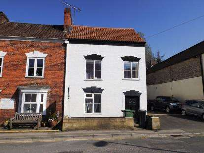 3 Bedrooms End Of Terrace House for sale in May Lane, Dursley, Gloucestershire