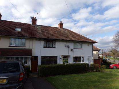 2 Bedrooms Terraced House for sale in Somerford Road, Weoley Castle, Birmingham, West Midlands