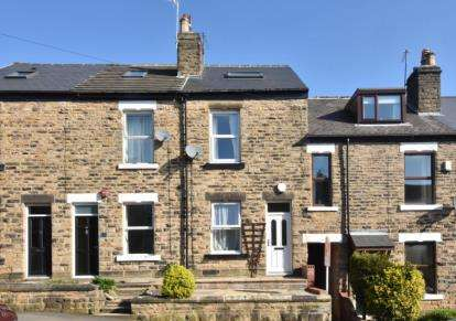 3 Bedrooms Terraced House for sale in Evelyn Road, Crookes, Sheffield