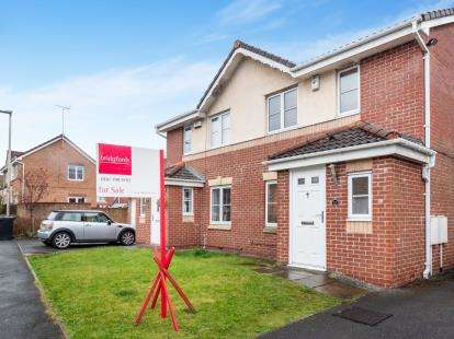 3 Bedrooms Semi Detached House for sale in Porterfield Drive, Tyldesley, Manchester, Greater Manchester