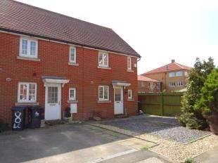 2 Bedrooms End Of Terrace House for sale in Larch Close, Hersden, Canterbury, Kent