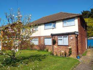 3 Bedrooms Semi Detached House for sale in Harvey Road, Willesborough, Ashford, Kent