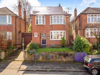 4 Bedrooms Detached House for sale in Newfield Road, Sherwood, Nottingham, Nottinghamshire