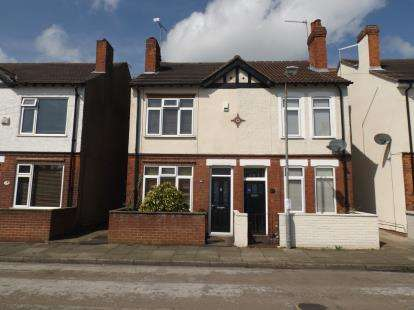 2 Bedrooms Semi Detached House for sale in Russell Street, Sutton-In-Ashfield