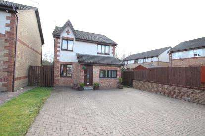 3 Bedrooms Detached House for sale in Auchenbothie Crescent, Robroyston