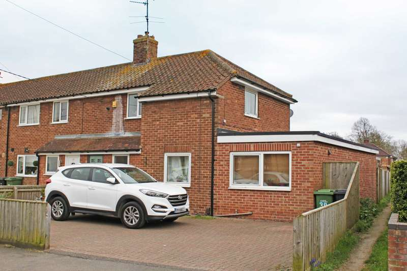 3 Bedrooms Semi Detached House for sale in Oxford Crescent, Didcot