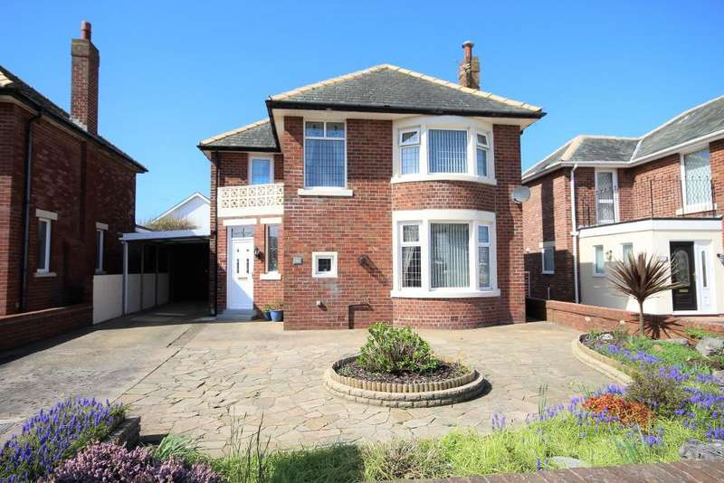3 Bedrooms Detached House for sale in Clifton Drive, South Shore, Blackpool, Lancashire, FY4 1RT