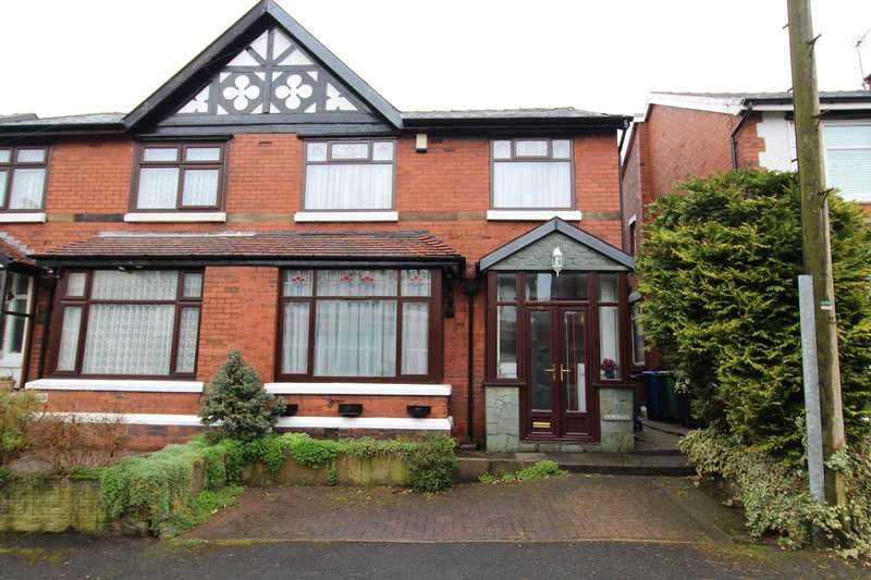 3 Bedrooms Semi Detached House for sale in Dales Avenue, Whitefield