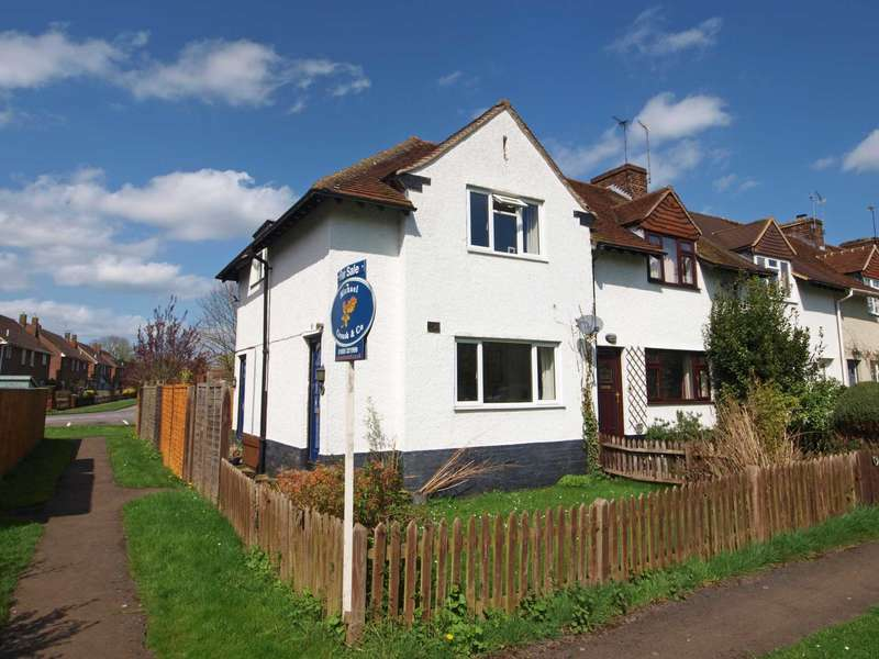2 Bedrooms Semi Detached House for sale in Turnpike Road, Caversfield