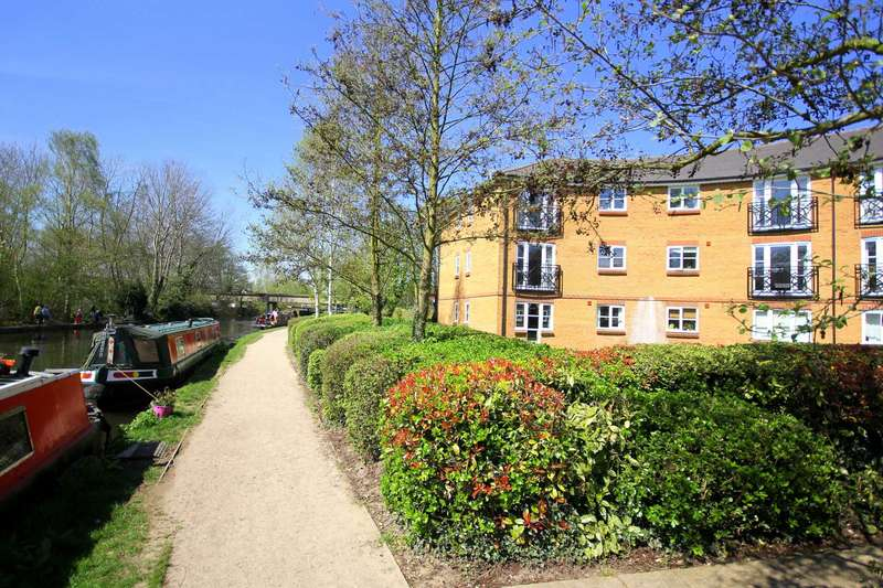 2 Bedrooms Apartment Flat for sale in GROUND FLOOR CANALSIDE APARTMENT