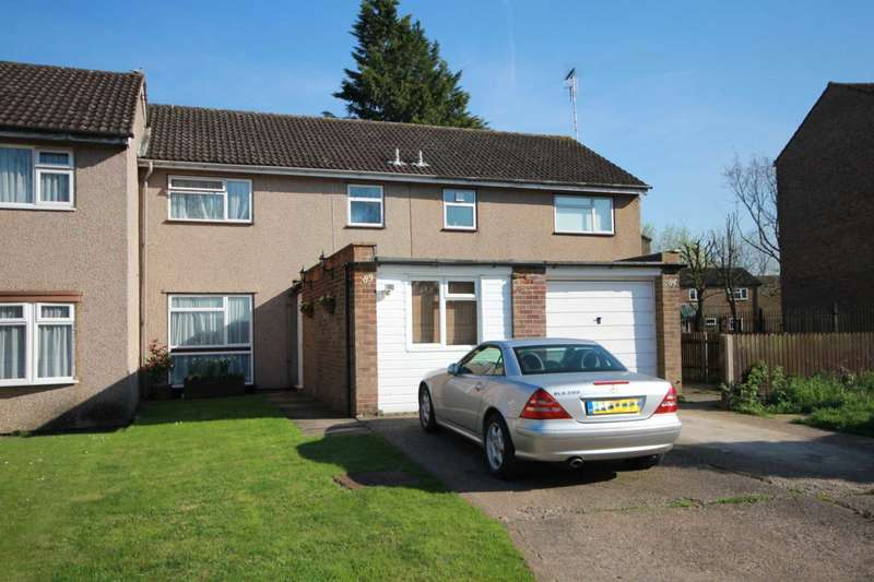 3 Bedrooms House for sale in SPACIOUS 3 /4 BED WITH DRIVE IN CUL DE SAC SITUATION