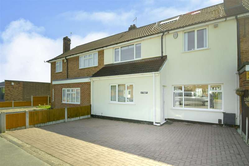 5 Bedrooms Terraced House for sale in Woodstock Road, Toton