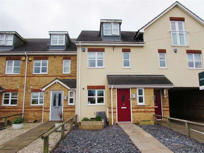 3 Bedrooms Terraced House for sale in Luton Road, Toddington