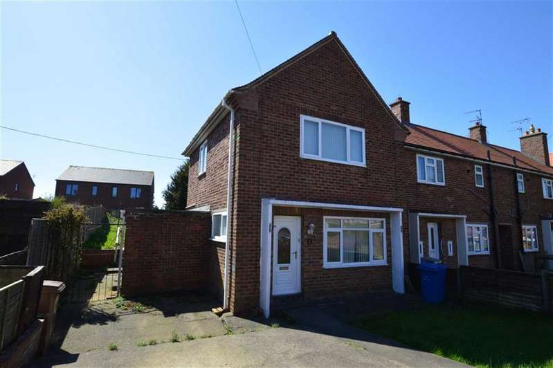 2 Bedrooms Semi Detached House for sale in Whimbrel Avenue, Hornsea, East Yorkshire